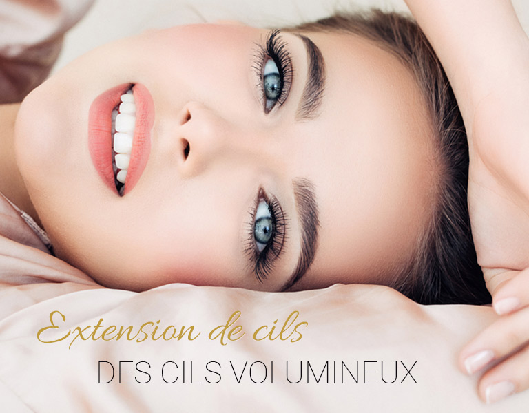 Extension cils sourcils
