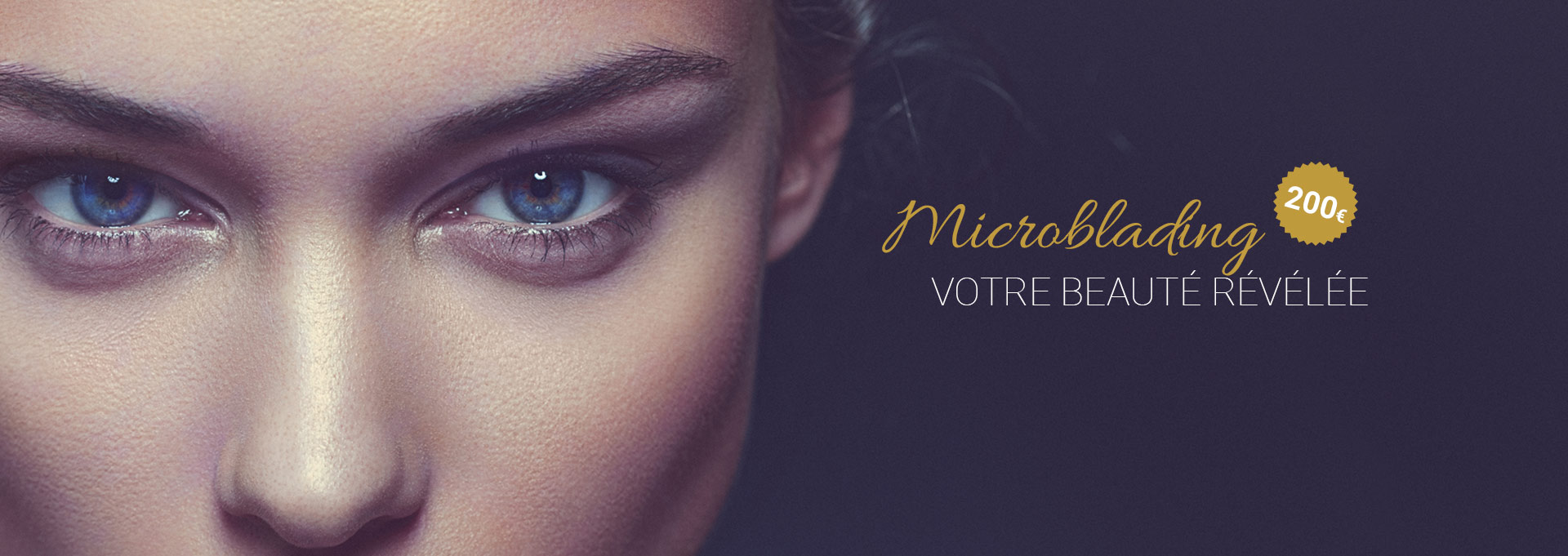 Microblading sourcil cil brest